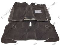 Ford Granada Mk I Coupe 2 Door 1972 to 1977 Carpet Set - Wessex Wool Range